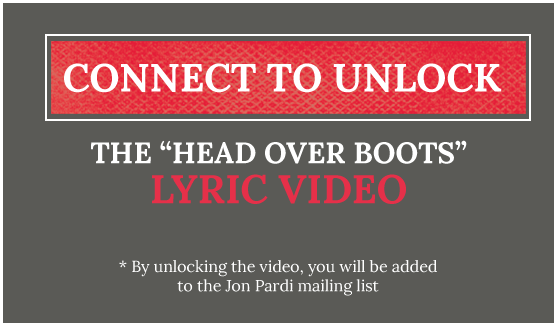 Connect to Unlock the Head Over Boots Lyric Video